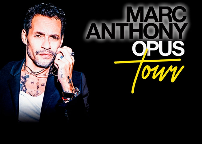 Marc Anthony Opus Tour 2019