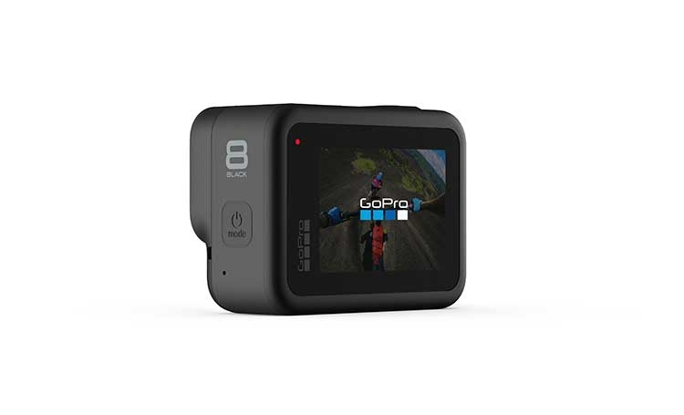 GOPRO lanza al mercado HERO8 Black